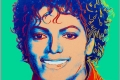 Andy Warhol - Portrait of Michael Jackson 02
