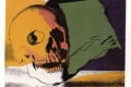 Andy Warhol - Skull 01