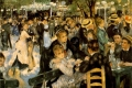 Auguste Renoir - Bal moulin de la galette