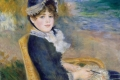 Auguste Renoir - By the seashore