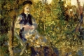 Auguste Renoir - Nini in the garden