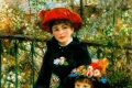 Auguste Renoir - On the terrace