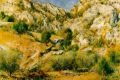 Auguste Renoir - Rocky crags at l'estaque