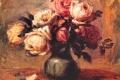 Auguste Renoir - Roses