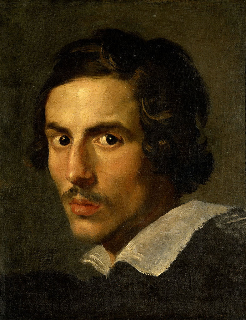 Bernini Gian Lorenzo - Self portrait