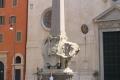 Bernini Gian Lorenzo - Obelisco della Minerva con elefante