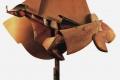 Boccioni Umberto - Dinamismo di un cavallo da corsa case