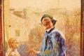 Boccioni Umberto - Ritratto dello scultore Brocchi