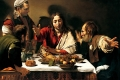 Caravaggio Michelangelo Merisi - Cena in emmaus