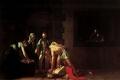 Caravaggio Michelangelo Merisi - Decollazione di San Giovanni Battista
