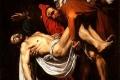 Caravaggio Michelangelo Merisi - La deposizione di cristo
