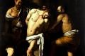 Caravaggio Michelangelo Merisi - La flagellazione di cristo