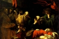 Caravaggio Michelangelo Merisi - La morte della vergine