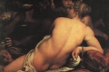 Carracci Annibale - Venere satiro e due amorini