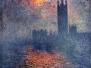 Claude Monet Foto Opere Arte
