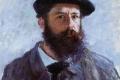 Claude Monet - Self portrait