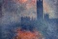 Claude Monet - Il parlamento di londra