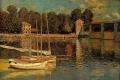 Claude Monet - Il ponte di argenteuil