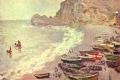 Claude Monet - La casa dell'artista ad argenteuil