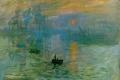 Claude Monet - Impression soleil levant impressione levar del sole
