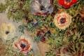 Claude Monet - Still life with anemones