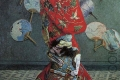 Claude Monet - Madame Monet in a japanese costume