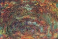Claude Monet - The rose way i giverny