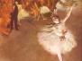 Edgar Degas Foto Opere Arte