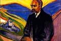 Edvard Munch - Nietzsche Munch