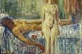 Edvard Munch - The death of marat II