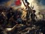 Eugene Delacroix Foto Opere Arte