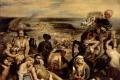 Eugene Delacroix - Il massacro di scio