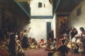 Eugene Delacroix - Jewish wedding in morocco
