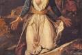 Eugene Delacroix - La grecia morente sulle rovine di missolungi