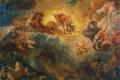 Eugene Delacroix - Apollo slaying python
