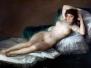 Francisco Goya Foto Opere Arte