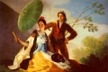 Francisco Goya - El quitasol il parasole