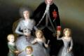 Francisco Goya - Los duques de osuna y sus hijos i duchi di osuna e figli
