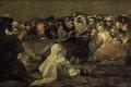 Francisco Goya - Witches sabbath or aquelarre