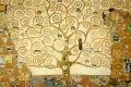 Gustav Klimt - Fregio per il palazzo stoclet l'albero della vita