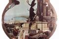 Gustav Klimt - Il teatro antico di taormina