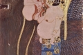Gustav Klimt - A section of the beethoven frieze