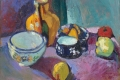 Hhenri Matisse - Dishes and fruit