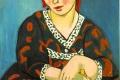 Hhenri Matisse - Madras rouge the red turba