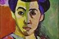 Hhenri Matisse - Portrait of madame matisse