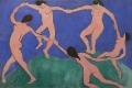 Hhenri Matisse - The dance first version