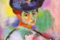 Hhenri Matisse - Woman with a hat