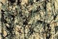 Jackson Pollock - Cathedral
