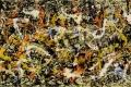 Jackson Pollock - Convergence number 10