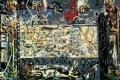 Jackson Pollock - Guardians of the secret guardiani del segreto